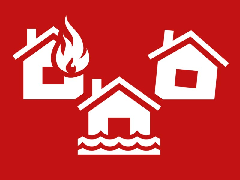 Fire, Flood and Subsidence Claims