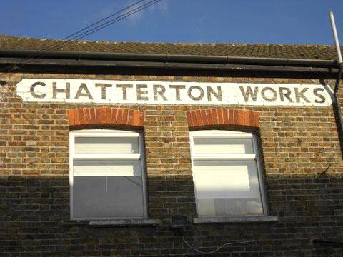 Dobson & Poole Bromley Office - Chatterton Works Bromley